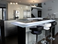 glass bar tops