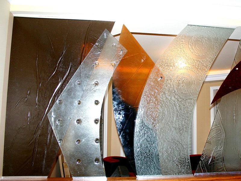 Glass sculptures 2