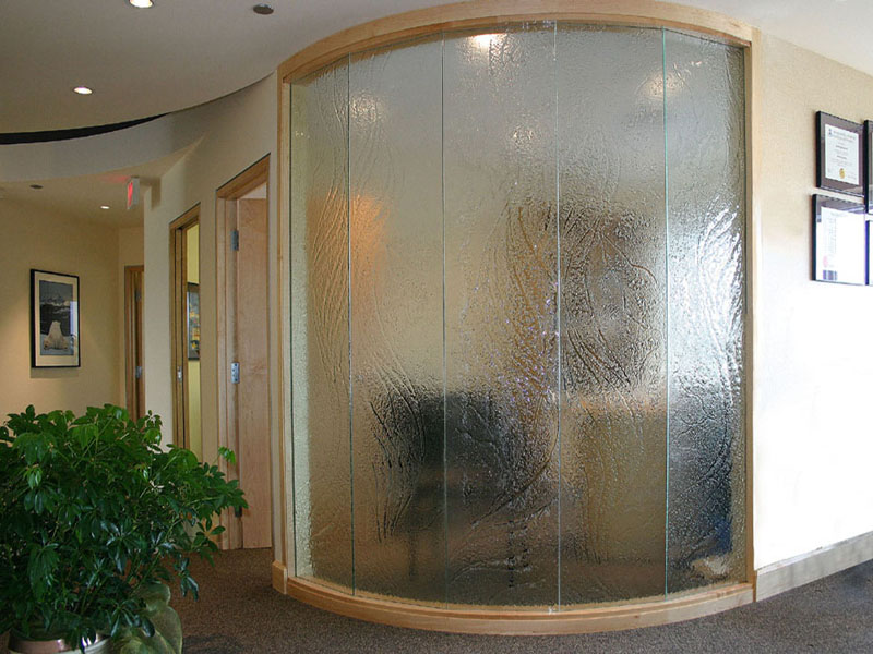 Glass Partitions Cgd Glass Countertops