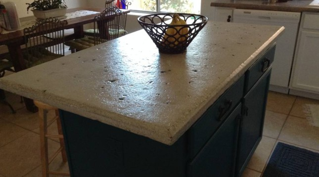 Blog cgd glass countertops for How durable are concrete countertops