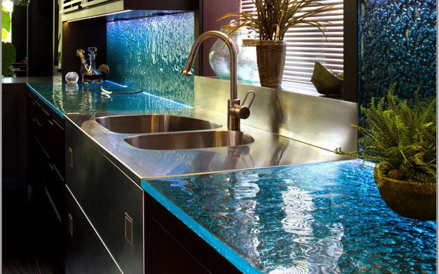 Choosing Your Glass Countertop Design Cgd Glass Countertops