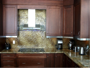 glass backsplash 2
