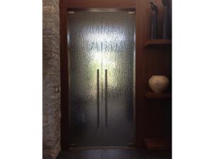 Decorative Glass Door 1