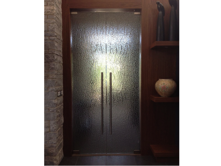 Decorative Glass Door 1