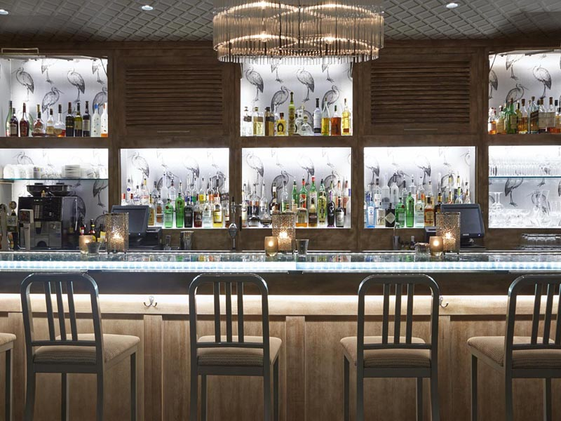 This Was A Custom Bar Top Built For A Gorgeous High End Restaurant And Bar  Near Monterrey, California. The Glass Type Is Our Signature Ultra Clear  Glass ...