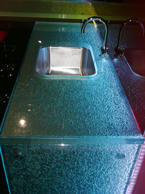 Glass Kitchen Countertops Cgd Glass Countertops